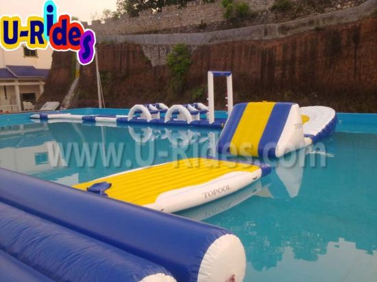 China Heavy Duty PVC Inflatable Pool Toys for Sale - China ...
