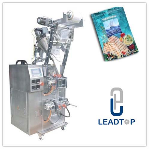 Sachet High Efficient Powder Auger Filler Machine