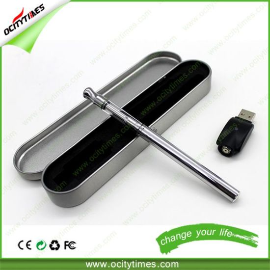 Ocitytimes New E Cigarette Cartridge 100% No Leaking Glass Cbd Cartridge/ Cbd Oil Atomizer pictures & photos