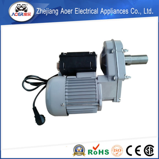 Delicate ISO 9001 Factory Deft Design One Phase AC Induction Motor pictures & photos