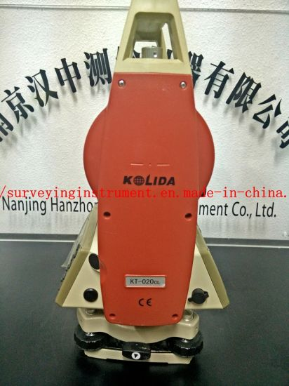 Kolida Surveying Instrument Theodolite (DT-02CL) Theodolite pictures & photos