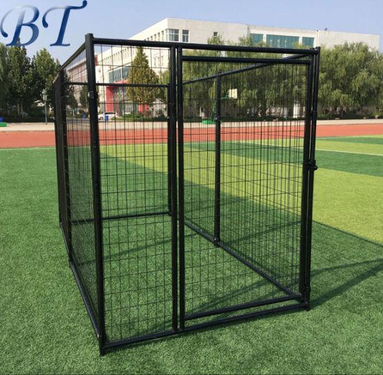 Terrific Heavy Duty Dog Kennel Outdoor Dog Fence Wire Mesh Dog Runs Interior Design Ideas Ghosoteloinfo