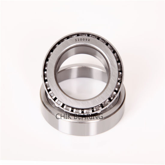 High Quality Bearing Steel Tapered Roller Bearing 30212