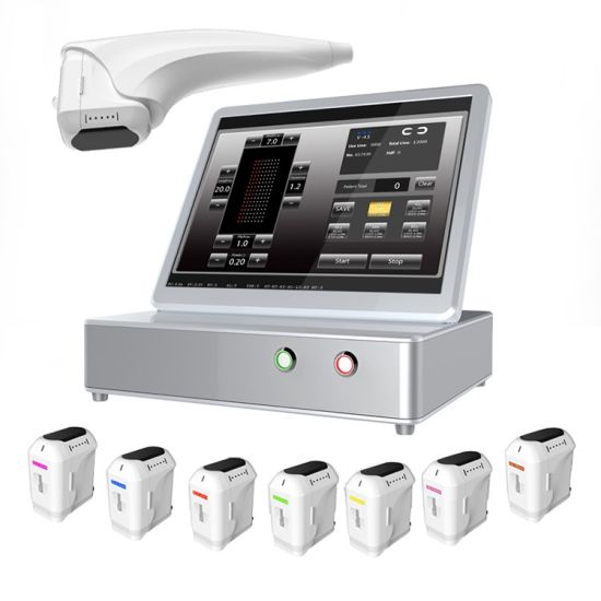 3D 11line Hifu Machine for Face Neck Body