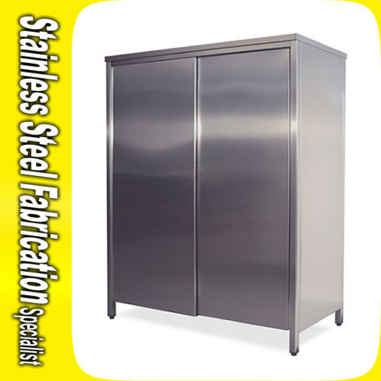 Custom Outdoor Waterproof Stainless Steel Storage Cabinets