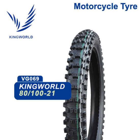 E4 Cetified 80/100-21 Motorcycle Tire for Australia