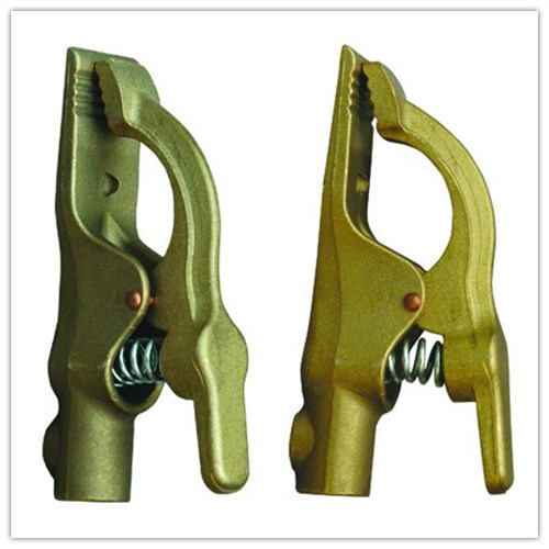 Heavy Duty Full Bronze Ground Earth Welding Clamps pictures & photos