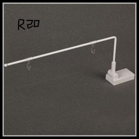Supermarket Shelf Magnet Base Poster Rod/Poster Hanger with Hook (R20)