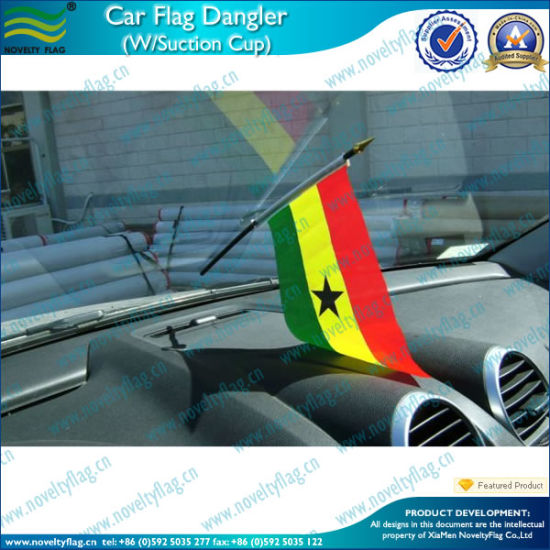 FREE UK Delivery! CHINA CHINESE Car Window Flag 2 Pack