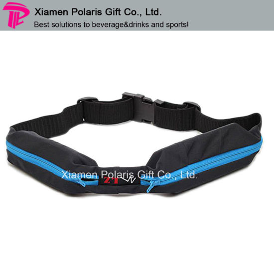 Portable Waterproof Polyester Mobile Phone Case Waist Bag for Promotion pictures & photos