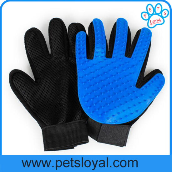 Factory Wholesale Pet Grooming Dog Clean Glove