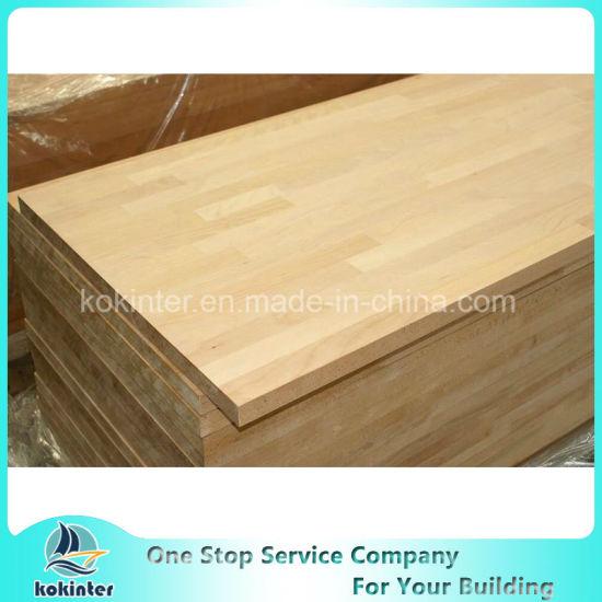 Natual Maple/Birch Panel Countertop Wood Butcher Block