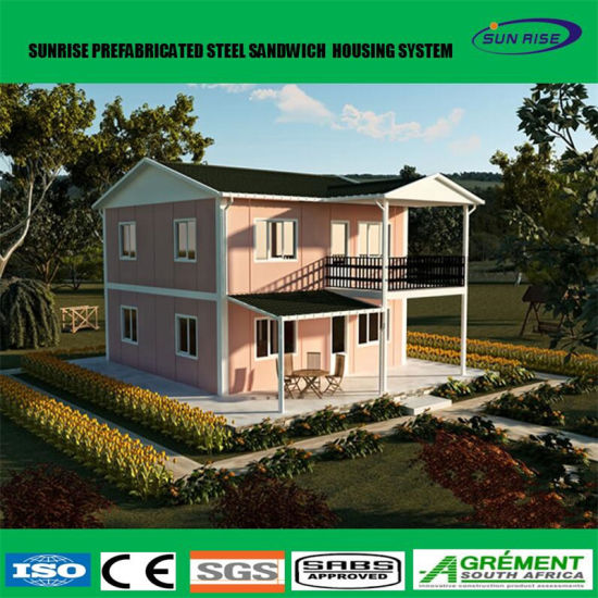 Prefab Flat Pack Mobile Home Best Price Prefabricated Container House