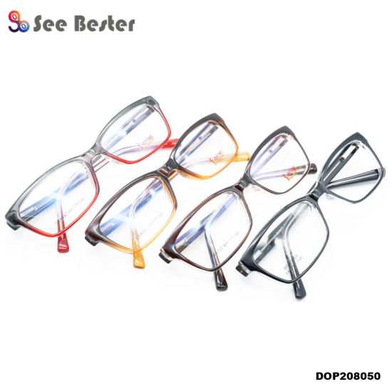 c17ecfdeca8 ... Spectacle Oem Optical Gles With Flexible Temple. China 2018 Uni Clic Cp Eyewear  Frames Injection