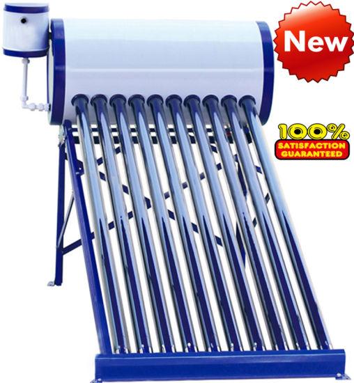 Solar Hot Water Heaters/Non-Presurized Solar Collector Water Heater Solar Geyser