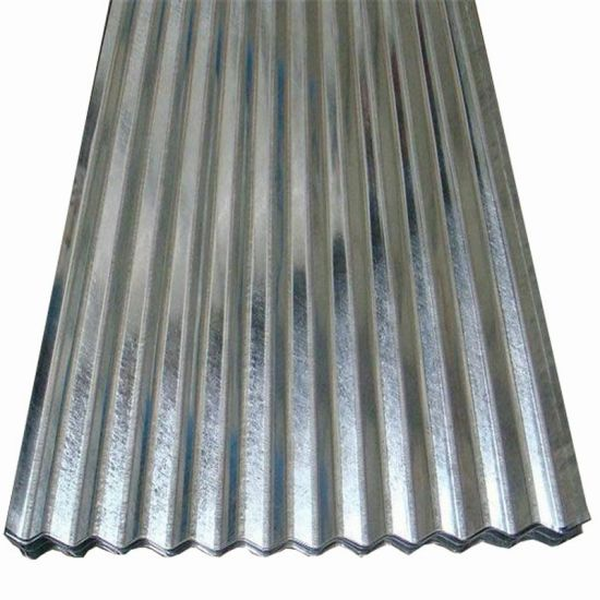 Building Material 20GSM Alu-Zinc Coated Corrugated Steel Roofing Sheet