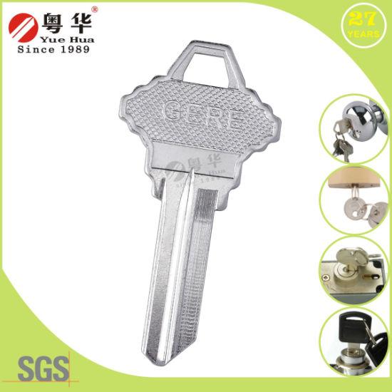 China Universal Lock Brass House Key Blanks - China Key, Key
