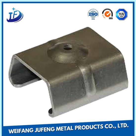 OEM/ODM Metal Stamping Parts Amphenol Connector with Machining and Zinc Plating pictures & photos