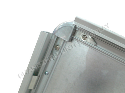 China Aluminum a Frame Double Sides Snap Clip Frames (LT-10) - China ...