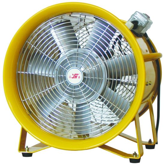 Industrial Axial Fan/Portable Ventilator with CE/CB/SAA Approvals pictures & photos