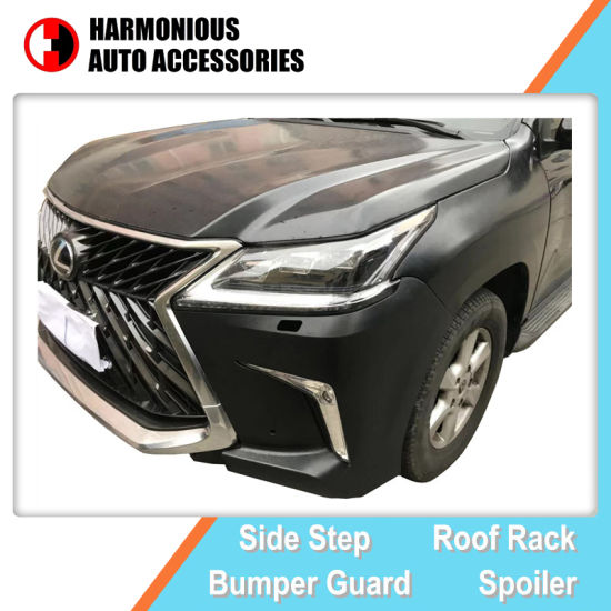 Body Kits Facelift for Lexus Lx570 2008-2015, Upgrade to Lx570 2019