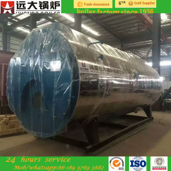 10ton/H Heavy Oil Fired Steam Boiler with Rello Burner pictures & photos