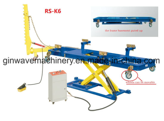 China Car Collision Repair System/Auto Body Frame Machine for Sale ...