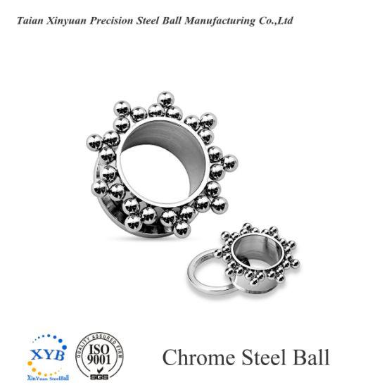 100 3//32 Inch Chrome Steel Bearing Balls G25