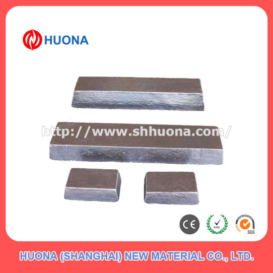 Az31 Az61 Az63 Az91 Am50 Am60 High Purity Magnesium Alloy Ingot pictures & photos