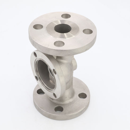 Factory OEM High Quality Customized Steel Alloy Precision Casting Valve Parts pictures & photos