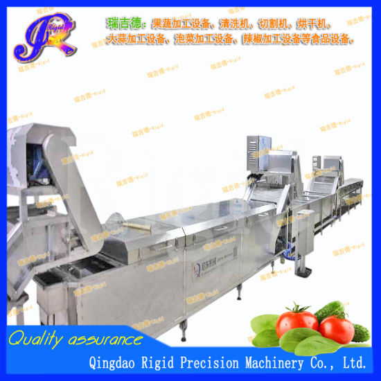 Cooking and Blanching Machine for Fruit and Vegetable Processing Equipment