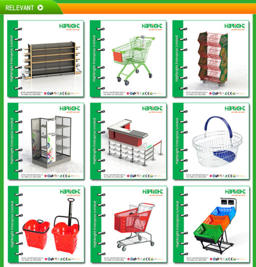One Stop Solution for Supermarket Equipment Gondola Shelf pictures & photos