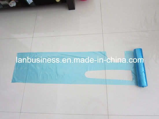 Different Color Disposable Aprons/Cooking Aprons