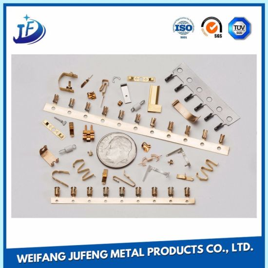 OEM Precision Stamping Sheet Metal Stamping/Die Stamping for Metal Sheet pictures & photos