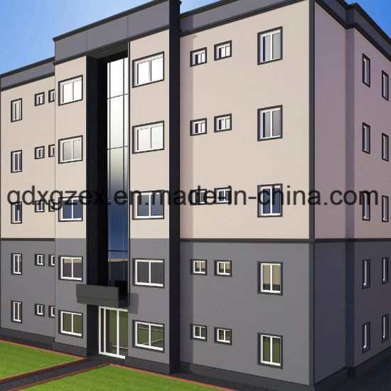 Prefabricated Building for Steel Structrue House pictures & photos