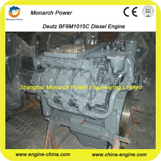 Deutz Diesel Engine for Hot Sale (BF6M1015 BF8M1015 BF6M1015C BF8M1015C BF6M1015CP BF8M1015CP)