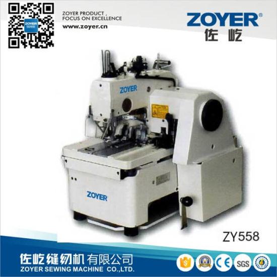 Durkopp 558 Eyelet Buttonhole Machine Durkopp Adler Sewing Machine (ZY558)