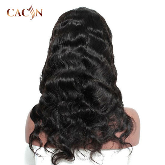 100 30inch Percent Indian Human Hair Full Lace Wig