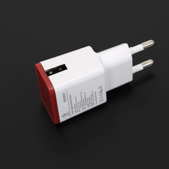 Kc Approved Quick Charger QC2.0 5V2a /9V1.67A High Quality with 2 Years Quality Warranty pictures & photos