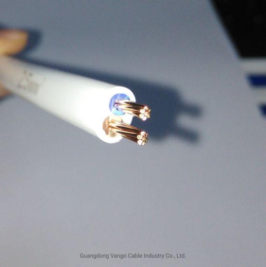 450/750V, 300/500V Copper/ Aluminum, Copper Clad Aluminum Conductor Electric Cable.