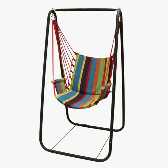 China Easy Collapsible Sleeping Hammock Camping Swing Chair With