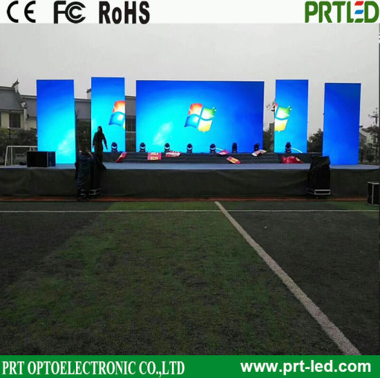 Indoor Rental LED Screen, Full Color LED Video Wall, Advertising Outdoor LED Display, (P3.91, P4.81, P5.95)