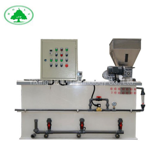 Polymer Chemical Dosing System for Wastewater Treatment