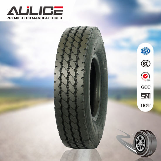 Aulice Wholesale Radial Inner Tube Rubber Light Heavy Duty Semi Truck Bus TBR Trailer Tyre Tire 7.50R16 8.25R16 10.00R20 11.00R20 12.00R20 10.00X20 1000.20 pictures & photos