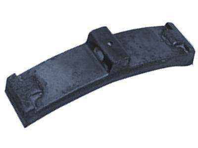 Railway Vehicle High Friction Coefficient Brake Blocks pictures & photos