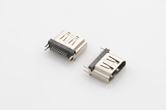 HDMI DIP Type Connector pictures & photos