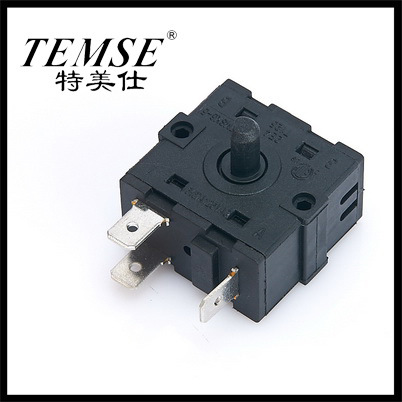 Temse Oven, Fan Use 3 Pin 3 Position Rotary Switch