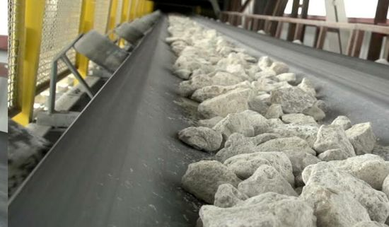 Anti-Abrasive Rubber Conveyor Belts for Industries/Ep400/Nn500