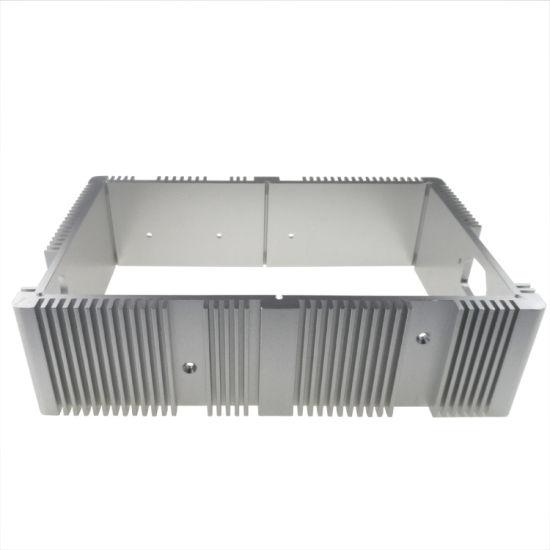 Aluminum Profile for Electronics PCB Enclosures Aluminum Extruded