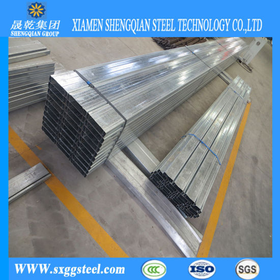 China Cold Rolled C Section Roof Purlin - China C Purlin, C
